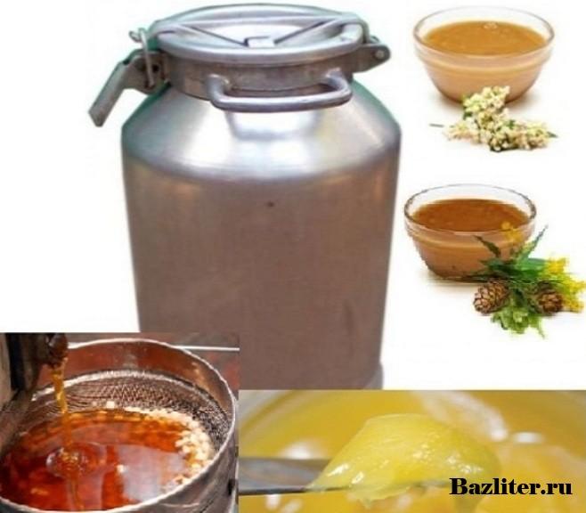 Как хранить мёд в домашних условиях 556