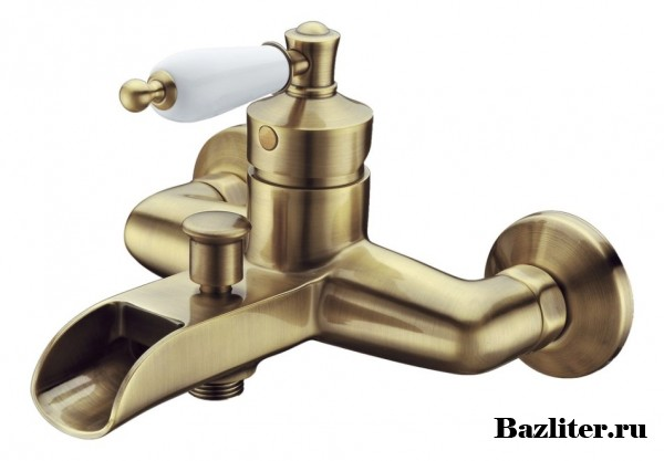 Как выбрать смеситель для ванны. Особенности, характеристики и разновидности