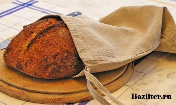 Как хранить хлеб дома