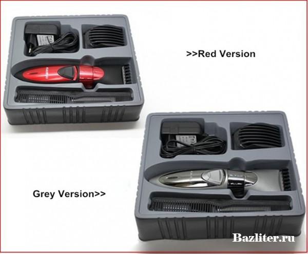 Машинка для стрижки и фитнес браслет//АлиЭкспресс//Распаковка и тестирование
