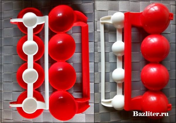 Тендейзер, форма для шариков с начинкой и сепаратор для яиц//Алиэкспресс//Тестирование и отзыв