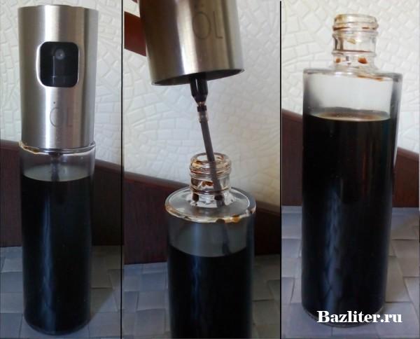 Распылитель для масла, мешок для запекания, подставка для губок//Алиэкспресс//Тестирование и отзыв