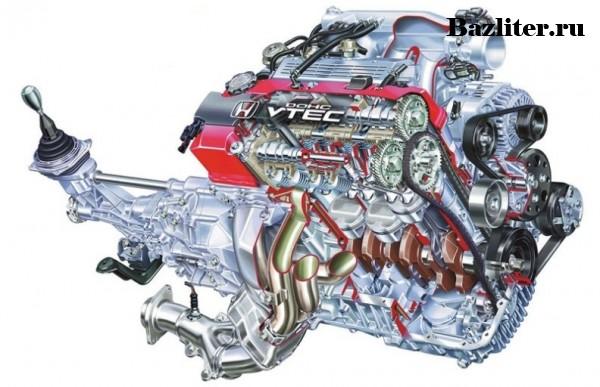 Что такое двигатель VTEC. Особенности, принцип работы и конструкция
