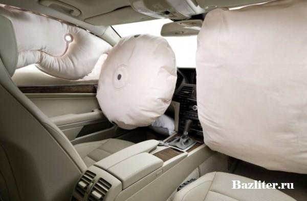 Что такое подушки безопасности. Особенности, принцип работы и можно ли восстанавливать