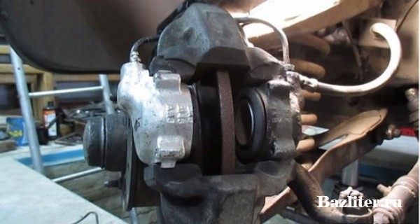 Что такое тормозной суппорт? Особенности, принцип работы, неисправности и ремонт