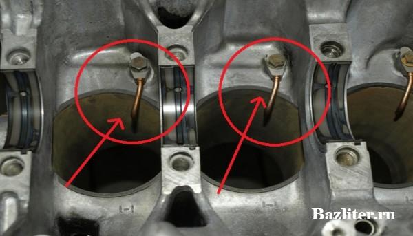 Как узнать будут ли задиры в двигателе?