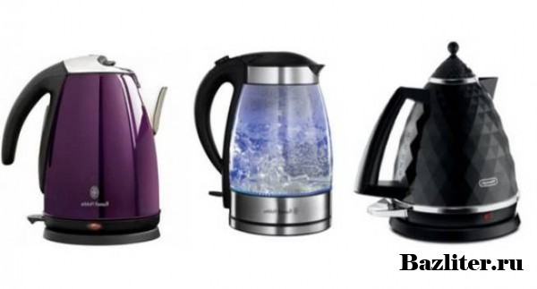 Как выбрать электрический чайник. Особенности, характеристики, виды и критерии выбора