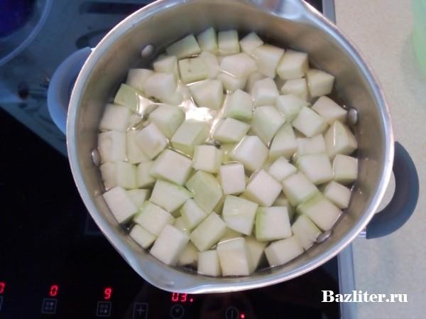 Как заморозить кабачки на зиму? Способы и полезные советы