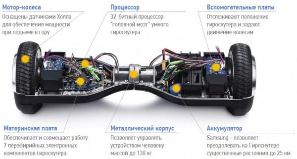 Что лучше: гироскутер или сигвей. Особенности, принцип работы и отличия устройств
