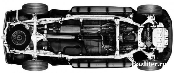 Что такое рамный кузов. Особенности, строение, виды, плюсы и минусы