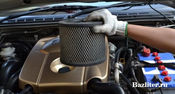 Моторное масло в воздушном фильтре. Причины, что делать и полезные советы