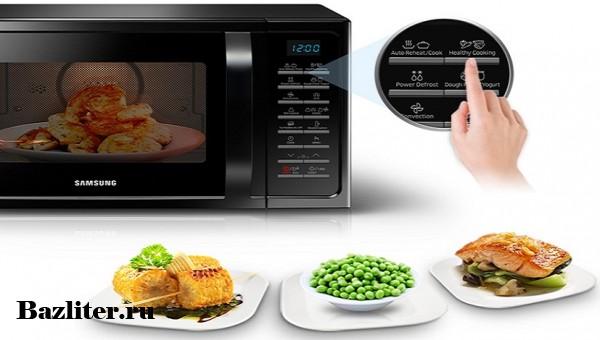 Как выбрать микроволновую (СВЧ) печь? Особенности, функционал и критерии выбора