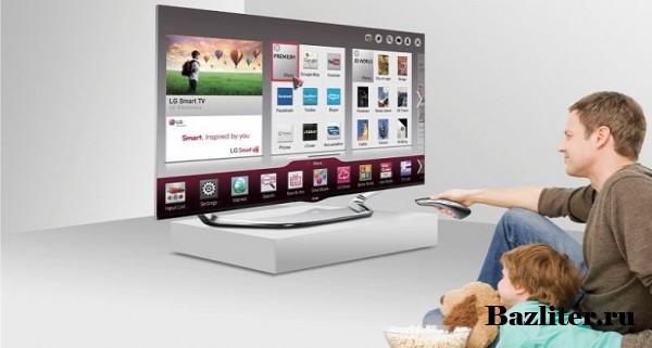 Что такое Смарт ТВ/Smart TV. Особенности, функции и как пользоваться