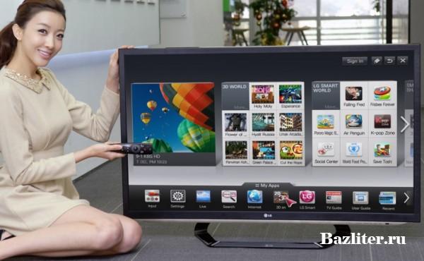 Как смотреть фильмы и сериалы на Смарт-ТВ/Smart-TV. Встроенные приложения и программы
