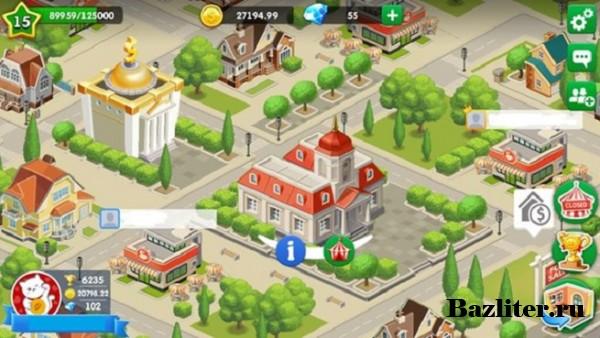 Моя кофейня: игра для смартфона и планшета. Как вступить, создать и управлять городом