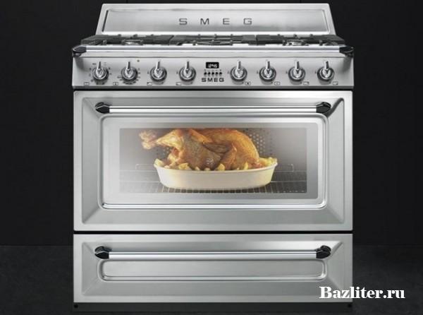 Как выбрать газовую плиту с духовкой. Особенности, функционал, виды и критерии выбора