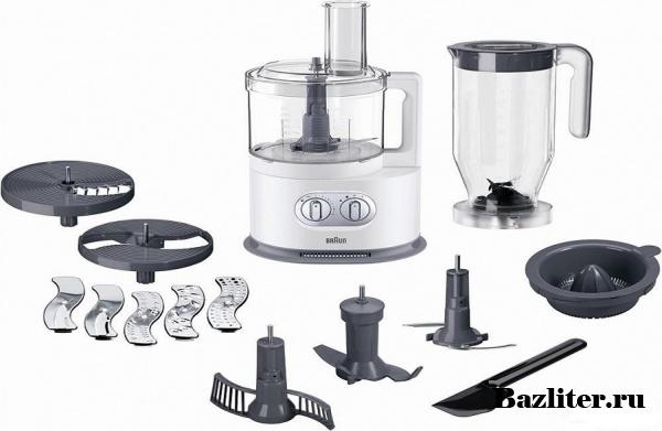 Как выбрать кухонный комбайн. Особенности, конструкция, функционал, виды и комплектация