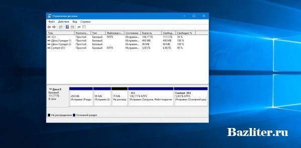 Что такое разделы жесткого диска? Для чего нужны и как правильно объединить в ОС Windows?