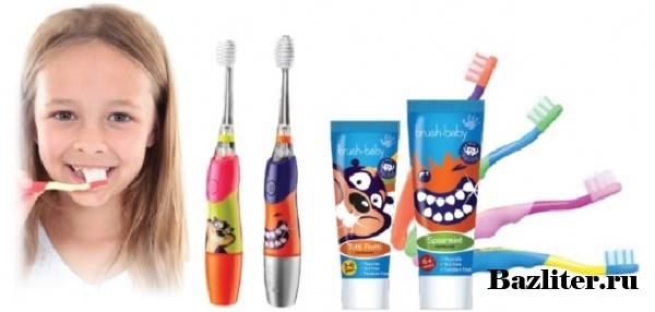 Как правильно чистить зубы детям. Особенности, техника и методика чистки зубов