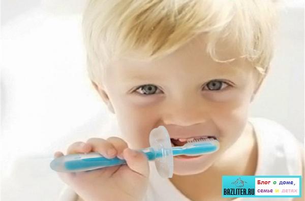 Чистка детских зубов от 0 до 6 лет. Особенности, правила, методика и техника