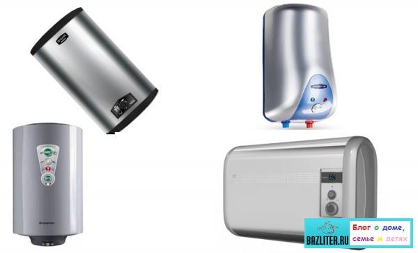 Как выбрать накопительный водонагреватель (бойлер). Особенности, виды, характеристики и правила выбора