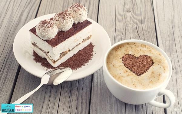 кофе с молоком название напитка