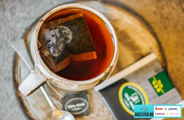 Что такое чай в пакетиках. Особенности, правила заваривания, польза и вред