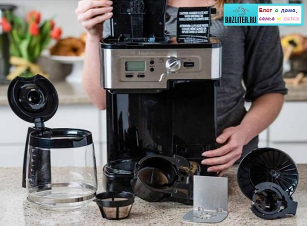 Как выбрать лучшую капельную кофеварку. Особенности, принцип работы, функционал и полезные советы