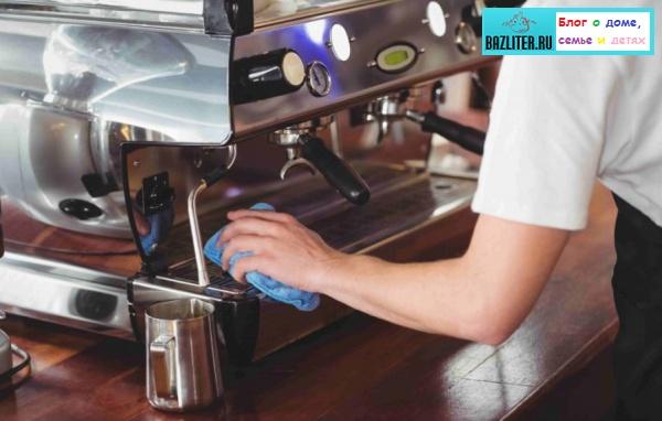 Как и чем очистить кофемашину (кофеварку) от накипи. Особенности, средства, способы, инструкции и советы