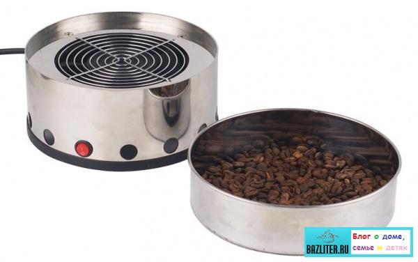 Обжарка зерен кофе: особенности, технологии, виды, способы, степени и влияние на вкус напитка