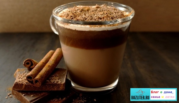 Кофе Мокачино (Mochaccino): особенности, состав, калорийность, отличие от мокко, рецепты и как приготовить