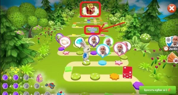 """Моя кофейня: мини-игра """"Лиам и кролик Везунчик"""". Особенности, правила, инструкции и призы"""
