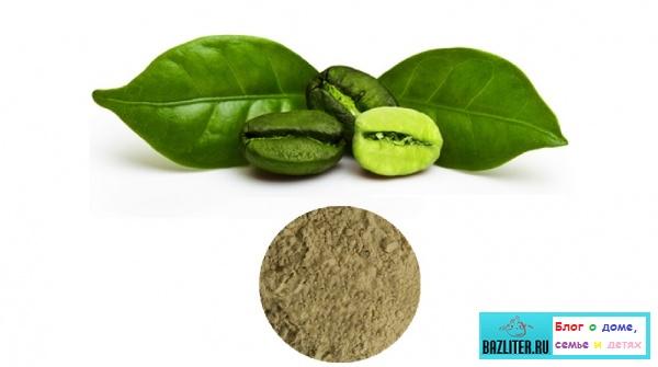 Что такое зеленый кофе. Особенности, химический состав, свойства, вкусовые качества, польза и вред