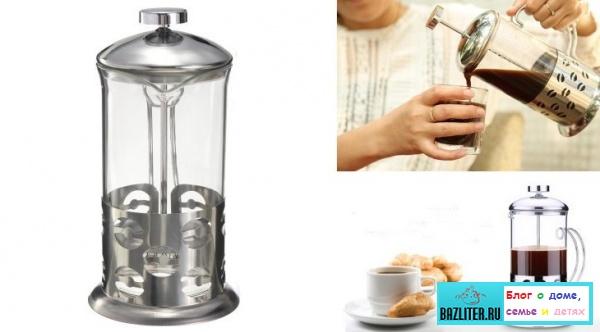 Как пользоваться френч-прессом для кофе. Особенности, инструкция, рекомендации и правила выбора