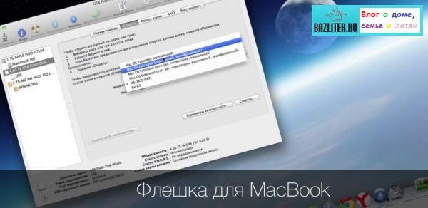 Как форматировать флешку/карту памяти на компьютере Apple Mac. Особенности, способы, инструкции и утилиты
