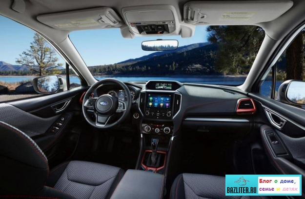 Subaru Forester/Субару Форестер – безопасный, комфортный и абсолютно надежный кроссовер