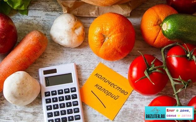 Как научиться считать калории? Коэффициент активности и правила расчета (формула)