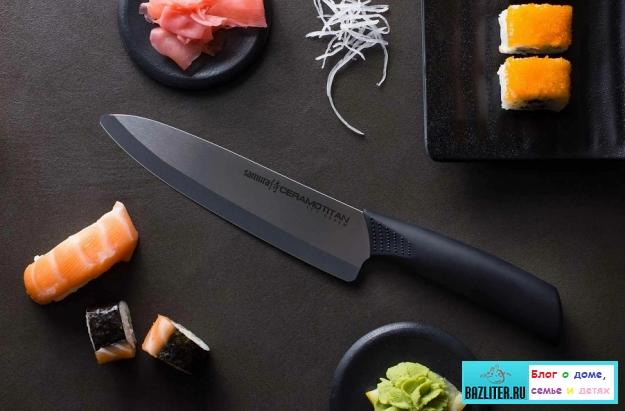 Критерии выбора лучших кухонных ножей. Необходимые составляющие и дополнительные элементы