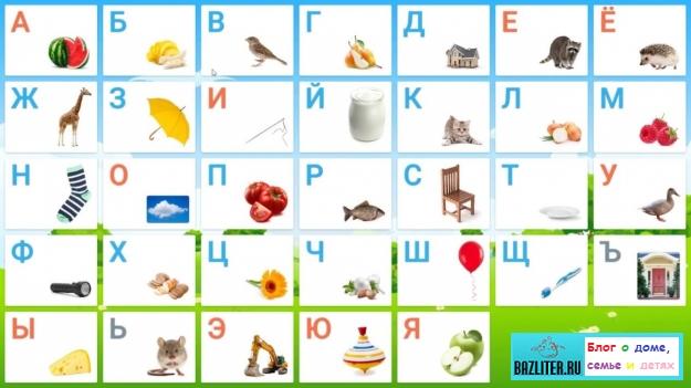 Как выучить с ребенком алфавит? Идеальный возраст для обучения и методики запоминания букв