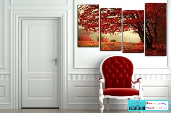 Как выбрать лучшую модульную картину для дома? Особенности, виды, критерии и правила выбора