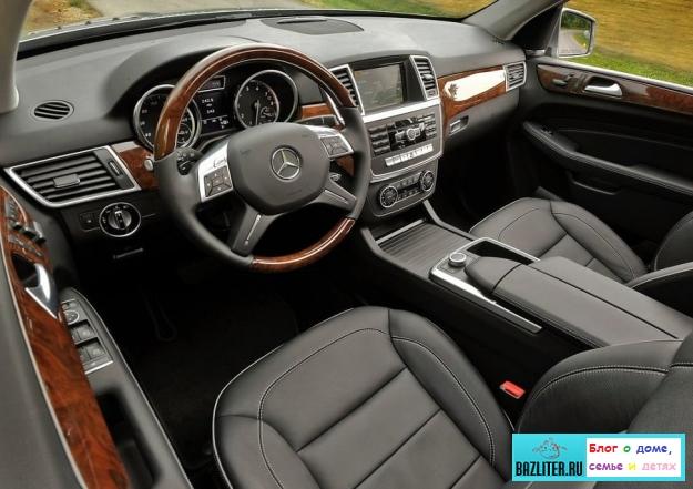 bazliter.ru, Mercedes ml 350, w166, мерседес мл 350, diesel, 4motion, engine, test drive, review, test, option, price, ml 350, interior