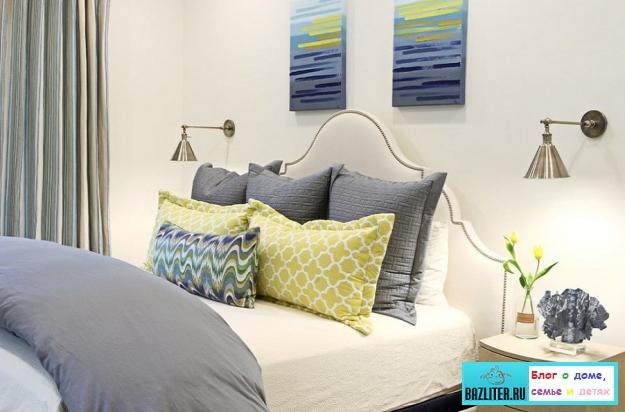 Как освежить и улучшить спальню без ремонта? Особенности, творческие идеи и хитрости