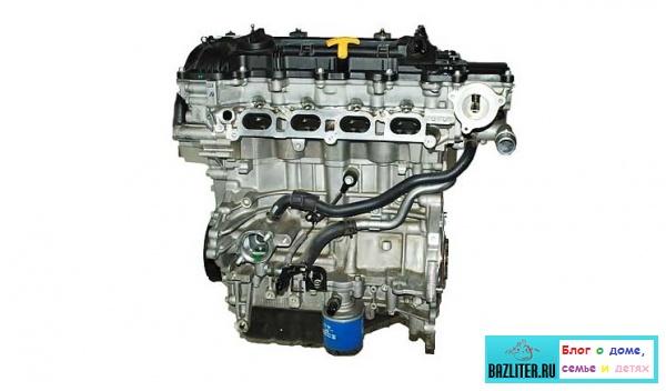 Kia/Hyundai - двигатель 2.0 G4ND: практичность, надежность и ресурс. Мнение автовладельца