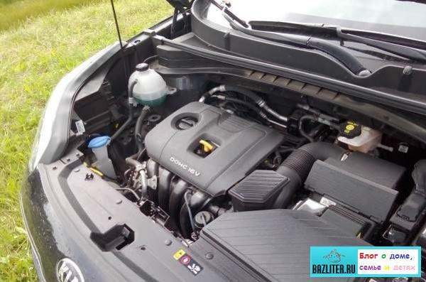 Kia/Hyundai - двигатель 2.0 G4NA: характеристики, обслуживание, ресурс, плюсы и минусы