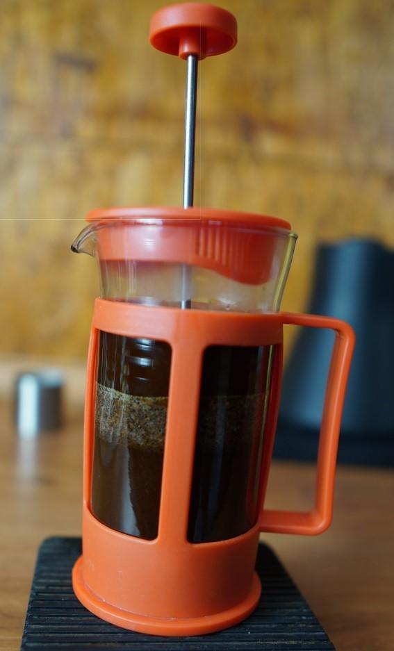 Как заваривать кофе во френч-прессе?