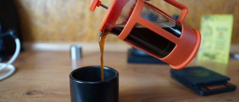 Как приготовить кофе во френч-прессе лучше, чем в местной кофейне? Готовим американо и капучино