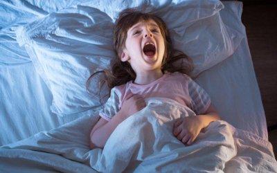 кошмары у детей