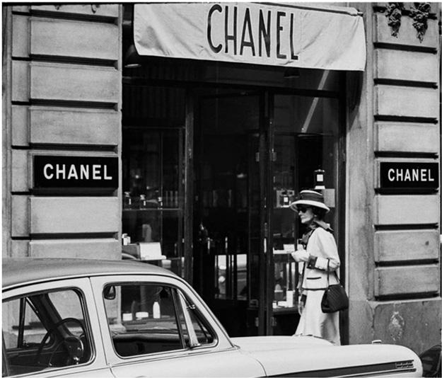 торговый дом Шанель