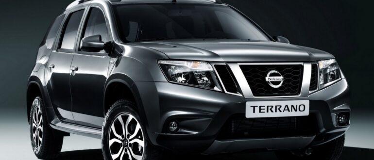История Nissan Terrano
