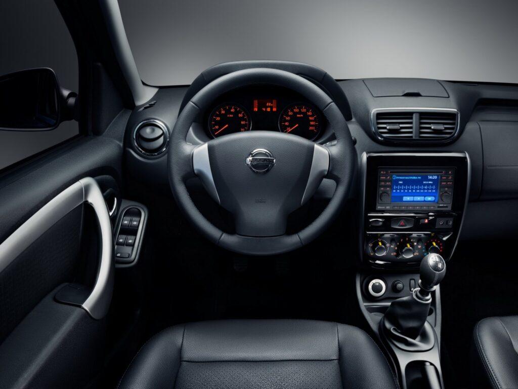 Третье поколение Nissan Terrano